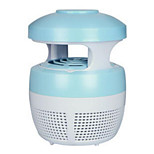 Electronic Mosquito Lamp Mosquito Dispeller Mosquito Killer Out The Rope Led Mushroom Electric Mosquito Swatter Light Outside