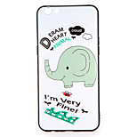 For OPPO R9s  R9s Plus Case Cover Pattern Back Cover Case Elephant Soft TPU R9 R9 Plus