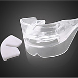 Double Sides Mouthguard Braces For Men And Women Of Boxing And Free Combat Molar Prevention