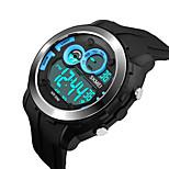 Reloj Smart Resistente al Agua Long Standby Múltiples Funciones Temporizador Reloj Cronómetro Despertador Cronógrafo Calendario IRNo hay