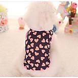 Dog Dress Dog Clothes Cute Fashion Princess Blushing Pink Blue