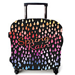 Путешествия Чехол для чемодана Аксессуары для багажа Полиэстер