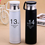 1PC Sports Drinkware 400 ml Heat Retaining Boyfriend Gift Girlfriend Gift Juice Water Vacuum Cup Tumbler
