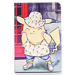 For Apple iPad Mini1 2 3/4 Case Cover with Stand Flip Pattern Full Body Case Cartoon Hard PU Leather
