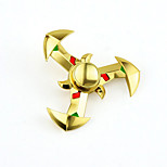 Fidget Spinner Hand Spinner Toys Ring Spinner Gear Spinner Metal EDCFocus Toy Relieves ADD, ADHD, Anxiety, Autism Stress and Anxiety