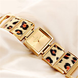 WeiQin Women's Bracelet Watch Quartz Water Resistant / Water Proof Stainless Steel Band Silver Gold Gold