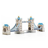 Jigsaw Puzzles 3D Puzzles Building Blocks DIY Toys Famous buildings 1 Paper Model & Building Toy