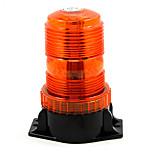 Luci di avviso stroboscopiche singolo flash beacon ambra universale auto styling giorno luci parcheggio luci led luci esterne