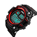 SKMEI® 229 Men's Woman Watch Double Significant Outdoor Sports Watch Mountain Climbing Waterproof Electronic Watch Male LED Students Multi-Function