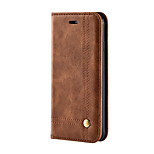 For Apple iPhone 7 7 Plus Case Cover Classic Retro Oil Skin Card Stent Wallet Type Phone Case