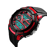 SKMEI 1202 Men's Woman Watch Outdoor Sports Multi - Function Watch Waterproof Sports Electronic Watches