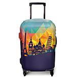 Pokrowiec na walizkę na Akcesoria do walizek Polyester
