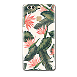 For Ultra Thin Pattern Case Back Cover Case Flower Soft TPU for Huawei P9 P9 Lite  P9 Plus  P8 P8 Lite