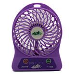 YYF188B Fan  USB Mini Charger Small Fan Portable Dormitory Table Desktop Large Wind Mute Fan