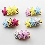 Perros Accesorios de Pelo Ropa para Perro Verano Estrellas Adorable Arco iris