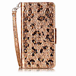 For Wiko Lenny2 Lenny3 Case Cover Butterfly Pattern Laser Electric Light Glossy PU Material Phone Case