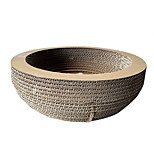 Cat Bed Cat Toy Corrugated Paper Scratch Pad Durable