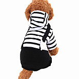 Dog Clothes/Jumpsuit Dog Clothes Winter Summer Spring/Fall SolidCute Sports Classic Fashion Casual/Daily Birthday Holiday Wedding Cosplay