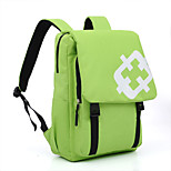 For MacBook Pro Air 11 13  Inch Backpacks Nylon Solid Color Laptop Universal Bag for Traveling and Leisure 14