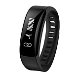 NUODO K8 Men's Woman Smart Bracelet / SmartWatch /Heart Rate / Blood Pressure / Sleep Monitoring Health Step Movement Anti-Lost Ring for Ios Android