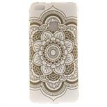 For Huawei P8 Lite (2017) P10 Case Cover Mandala Pattern HD Painted TPU Material IMD Process Phone Case P10 Lite Honor 6X Y5 II Y6 II