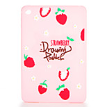 For Apple iPad Mini 123/4 Case Cover Pattern Back Cover Case Fruit Soft Silicone