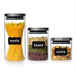 Chalkboard Blackboard Chalk Board Stickers Craft Kitchen Jar Labels Tags 10 PCS