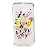 For Motorola Moto G4 Play G4 Plus Case Cover Cosmetic Pattern Painted High Penetration TPU Material IMD Process Soft Case Phone Case