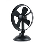 Intelligent Creative Office Home Desktop Sucker Charging Fan Built-in Battery  USB Charging Large Wind Power Fan