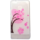 For Huawei P10 P9 Lite Case Cover Flower Pattern High Transparent TPU Material IMD Craft Mobile Phone Case P8 Lite 2017