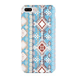 For Apple iPhone 7 7Plus Pattern Case Back Cover Case Geometric Pattern Hard PC 6s plus 6 plus 6s 6