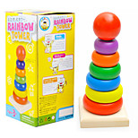 Building Blocks Stacking Games For Gift  Building Blocks Model & Building Toy Circular Square 2 to 4 Years 5 to 7 Years 8 to 13 Years Toys