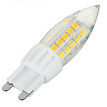 Marsing G9 44-2385SMD 5W 400lm Cold White/Warm White Light Bulb Lamp AC220-240V(1PCS)