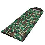 Спальный мешок Прямоугольный Односпальный комплект (Ш 150 x Д 200 см) 0 ПухX140 Пешеходный туризм Походы Сохраняет тепло Компактность