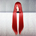 Cosplay Wigs Cosplay Cosplay Long Straight Anime Cosplay Wigs 80 CM Heat Resistant Fiber