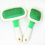 Style 360 degrees rotate Puppy Dog Hair Grooming Dog Comb Gilling Pet Brush Quick Clean Tool Pet Supplies Wholesale