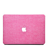 For MacBook Air 11 13 Pro 13 15 Case Cover Polycarbonate Material Solid Color
