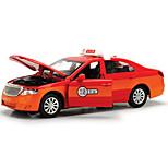 Construcción de vehículos juguetes coche juguetes 1:48 plástico amarillo al aire libre diversión& Deportes