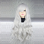 Cosplay Wigs Cosplay Cosplay Long Curly Anime Cosplay Wigs 75 CM Heat Resistant Fiber