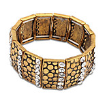 Women's Men's Chain Bracelet Cuff Bracelet Jewelry Friendship Turkish Fashion Vintage Bohemian Hip-Hop Rock DIY Alloy Shape Jewelry