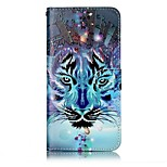 For iPhone 7 7 Plus Case Cover Card Holder Wallet Embossed Pattern Full Body Case Animal Hard PU Leather for iPhone 6s 6 Plus 6S 6 SE 5S 5