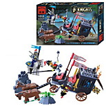 Building Blocks For Gift  Building Blocks Model & Building Toy Carriage 5 to 7 Years 8 to 13 Years Toys