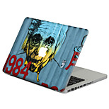 For MacBook Air 11 13/Pro13 15/Pro with Retina13 15/MacBook12 Graffiti Characters Decorative Skin Sticker