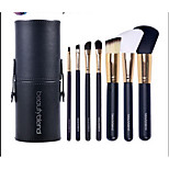 Makeup Brush Set Blush Brush Eyeshadow Brush Lip Brush Brow Brush Concealer Brush Powder Brush Foundation Brush Synthetic Hair