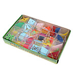 Metal Beads Puzzle Toys 12PCs/Lot Random