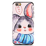 For Apple iPhone 7 7Plus Case Cover Pattern Back Cover Case Animal Soft TPU 6s Plus 6 Plus 6s 6