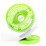 360 Degrees Of Mini USB Charging Fan Fan Clip Fan Baby Stroller Fan Dormitory Small Fan