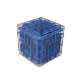 3D Labyrinth Magic Cube Adult Decompression /Children Puzzle Toys Random Color