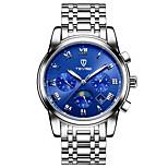 Tevise Men's Women's Couple's Sport Watch Skeleton Watch Fashion Watch Mechanical Watch Automatic self-windingCalendar Water Resistant /