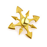 Fidget Spinner Hand Spinner Toys Ring Spinner Gear Spinner Metal EDCOffice Desk Toys for Killing Time Focus Toy Relieves ADD, ADHD,